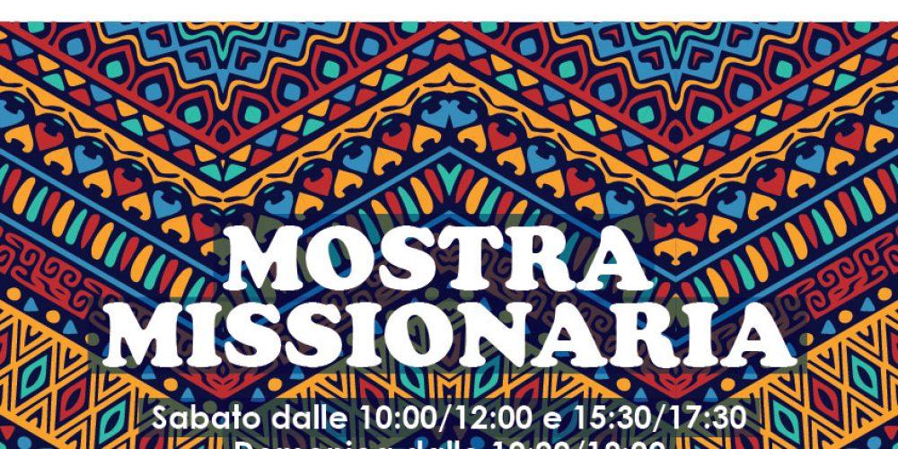 Sabato 13 e domenica 14: Mostra missionaria